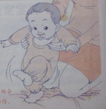 婴儿喂养:1个月宝宝的发育标准和早教训练方法
