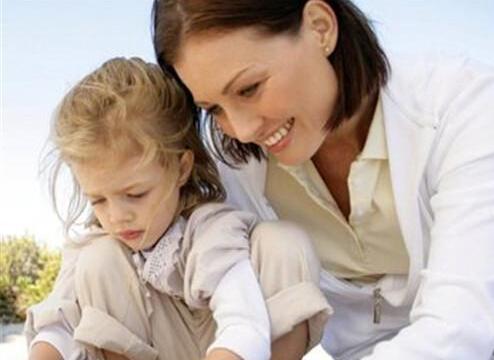儿童心理教育:用肯定的话淡化孩子的自卑感