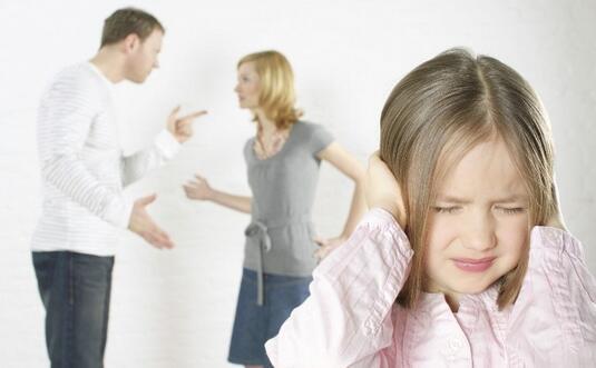 家庭教育:父母吵架对孩子的不良影响有多深?
