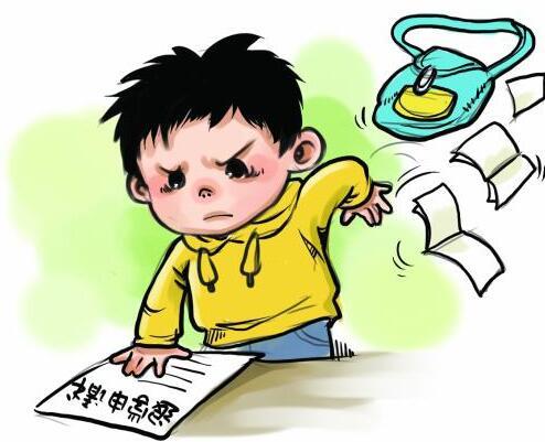 帮助孩子:当孩子被老师批评了,厌学怎么办?