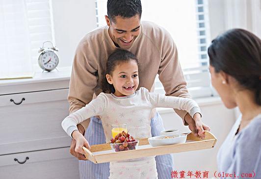 白眼狼和好孩子,关键在于感恩的家庭教育