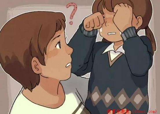 如何应对孩子不想上学装病:把他当病人伺候