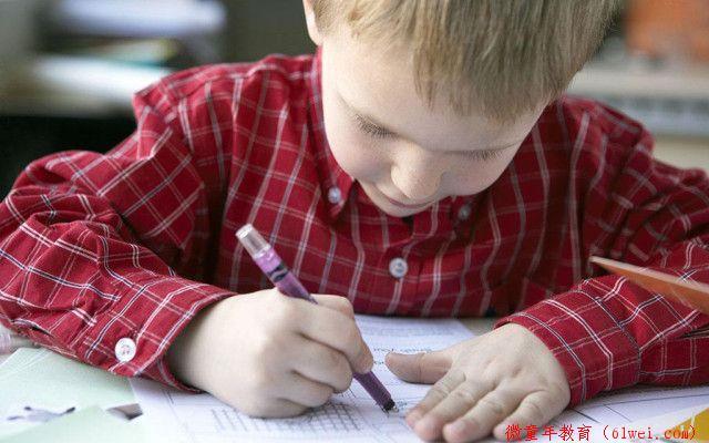 孩子放学先写作业还是先玩耍?其中大有学问