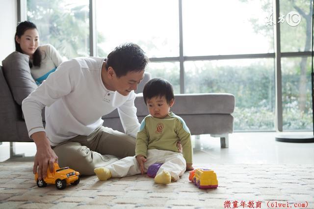 给孩子买了无数的玩具?可能你正在耽误他