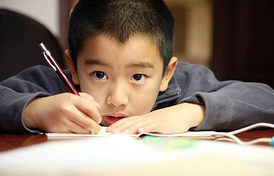 耐心是孩子学习效率的本质,需要关注