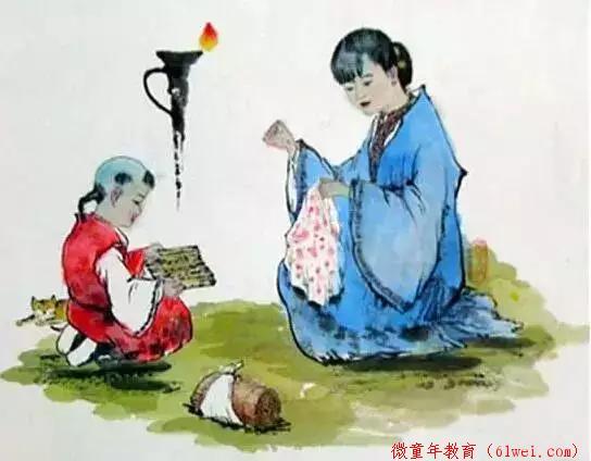 我国最伟大的四位贤母,母亲的教育决定孩子的一生