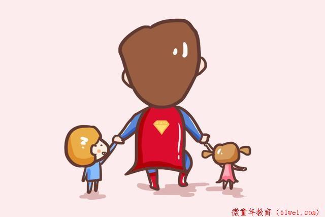 孩子长大后是否优秀,80%取决爸爸教育,转给自己老公看